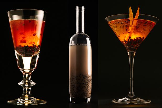 Trois recettes de cocktails au grué de cacao, signées Benoit Nihant