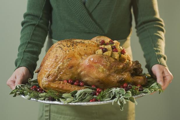 La traditionnelle dinde de Thanksgiving remplacée par les végétaux dans de plus en plus d'assiettes