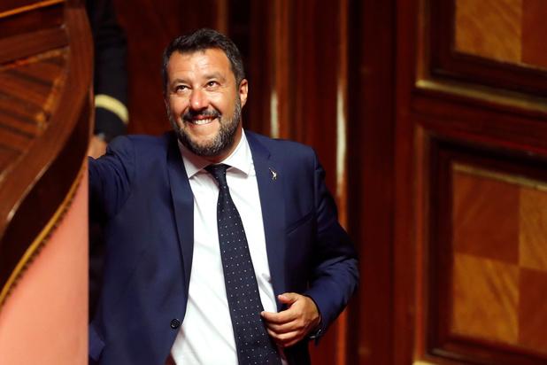 Italie: le gouvernement obtient la confiance pour une loi sécuritaire de Salvini