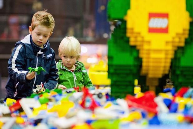 Lego bouwt aan recordwinst in 2021