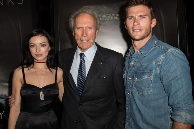 Le fils de Clint Eastwood lance sa ligne de vêtements pour soutenir son pays