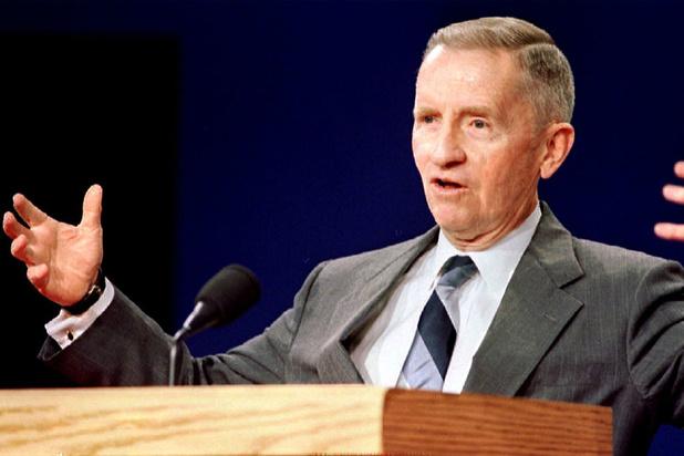 Voormalig VS-presidentskandidaat Ross Perot overleden