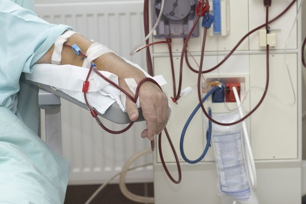 Zuurstof toedienen aan donornieren zorgt voor minder afstoting van de nier