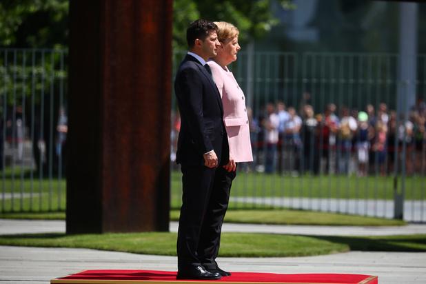 """Les tremblements de Merkel, une affaire qui ne relève que de la sphère """"privée"""""""