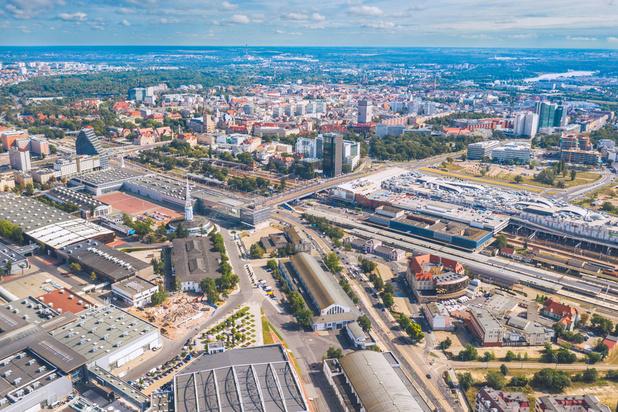 Belgische tandem tekent voor grote vastgoedontwikkeling in Polen