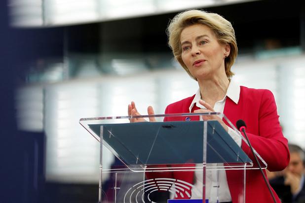 Von der Leyen 'zeer ongerust' over timing handelsakkoord met VK