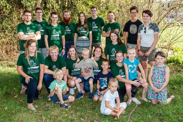Natuurwerkgroep De Verrekijker viert dertigste verjaardag