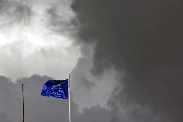 """""""Le drapeau européen est toujours là, mais le message a disparu"""""""