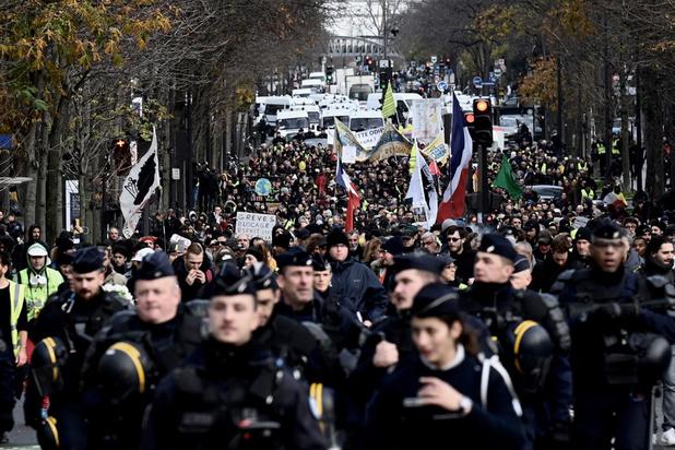 France: la grève dure, nouvelle épreuve de force en vue