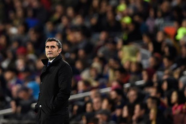 FC Barcelona: twijfels over Valverde nemen toe
