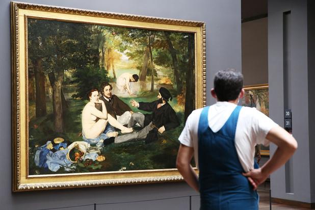 Musée d'Orsay: entre rénovation et expo blockbusters