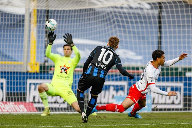 Jupiler Pro League: Bruges signe une 10e victoire de suite en dominant Zulte Waregem