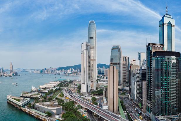 Miljoen dollar voor parkeerplaats in Hongkong