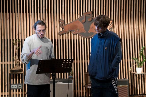 In de studio met Roméo Elvis: 'Met Angèle werken héb ik al gedaan, het is me te makkelijk'