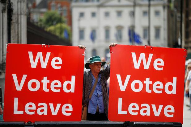Bij 'no deal'-brexit dreigen voedseltekorten, blijkt uit gelekte regeringsdocumenten