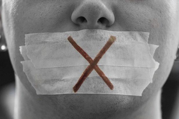 'Waar een opinie een delict wordt klopt de dictatuur aan de deur'