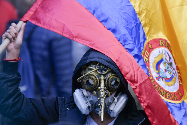 Colombie: le président convoque les protestataires