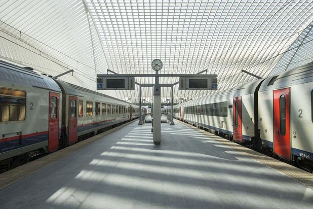 NMBS: 'Drie op de vijf treinen rijden op stakingsdag'
