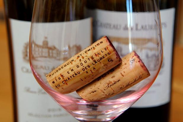 Le coronavirus accentue la crise du vin de Bordeaux