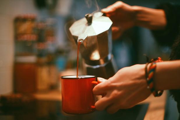 La bonne résistance du café face au Covid
