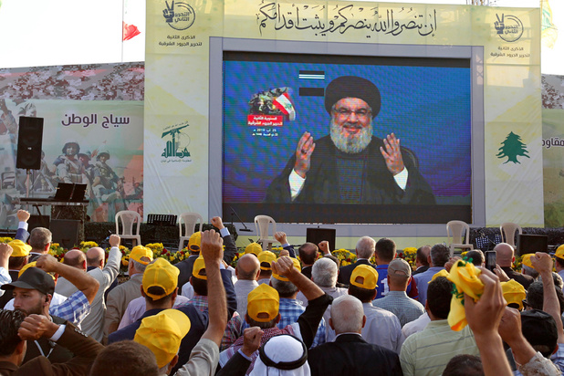 Hezbollah vernietigt Israëlische tank, Israël reageert met tegenaanval