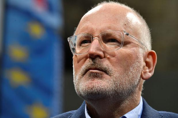 """Frans Timmermans, l'homme qui souhaite devenir le """"visage de l'Europe"""""""