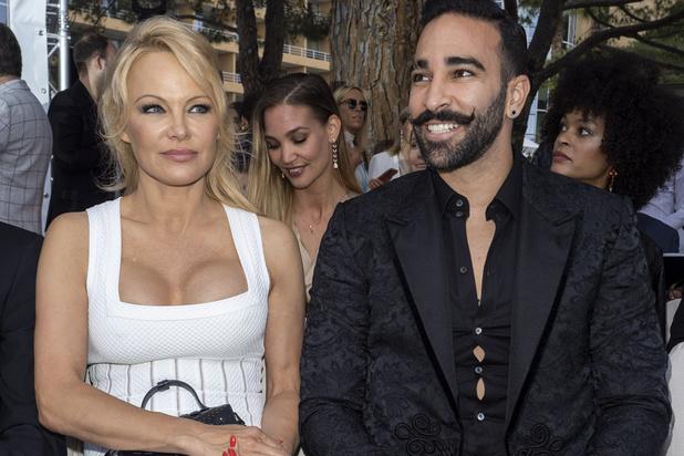 """""""Dévastée"""", Pamela Anderson quitte Adil Rami, qui menait """"une double vie"""""""