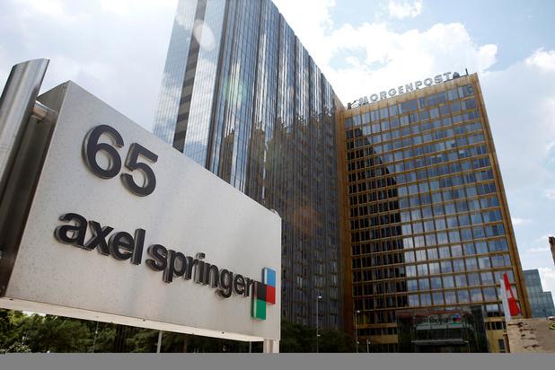 'Axel Springer geïnteresseerd in overname Politico'