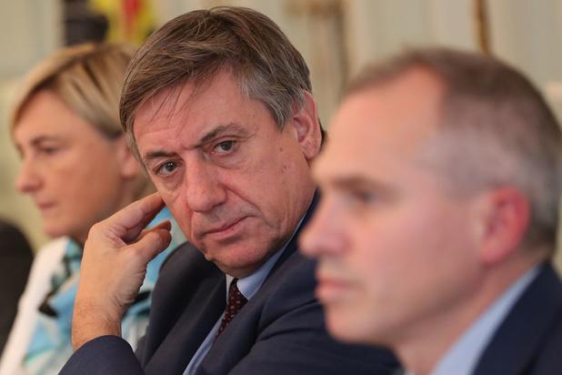 Jambon roept EU op om sancties te treffen tegen Turkije