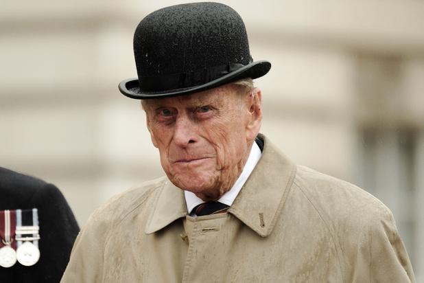 Le prince Philip sort de l'hôpital après quatre nuits