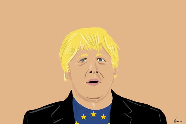 Waarom de balsturige Boris Johnson de Europese Unie niet op haar knieën zal krijgen