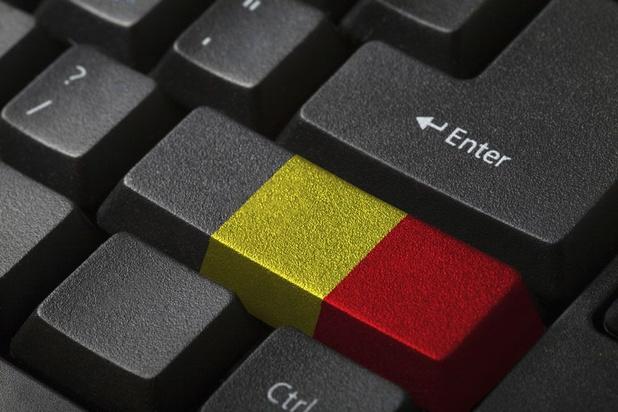 Aantal Belgische domeinnamen groeit lichtjes