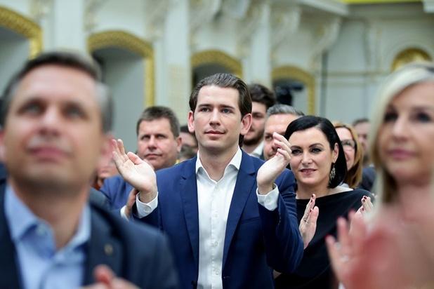 Conservatieven aan kop, FPÖ verliest fors maar blijft derde grootste partij