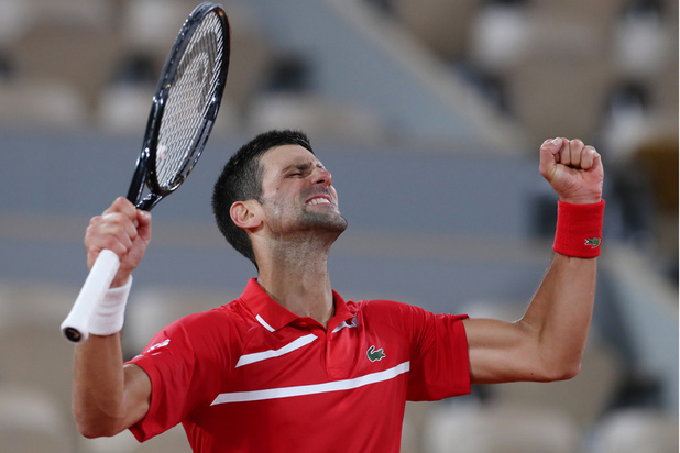Roland-Garros: Djokovic fait tomber adversaires et records
