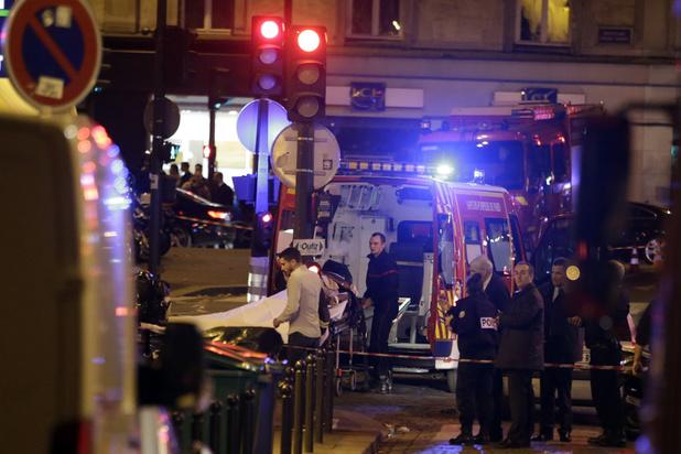 Attentats de Paris: témoignage du premier policier entré dans l'enfer du Bataclan