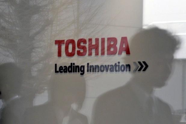 Bénéfice annuel net record pour Toshiba, mais dû à un gain exceptionnel