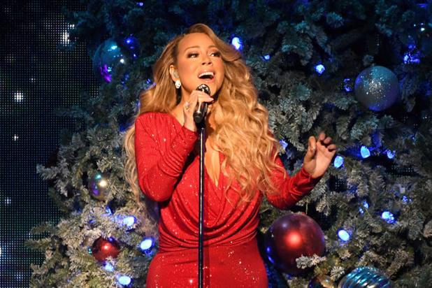 Un record historique pour Mariah Carey