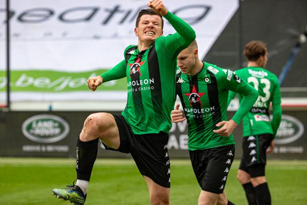 Jupiler Pro League: Le Cercle Bruges signe contre le Beerschot un succès primordial