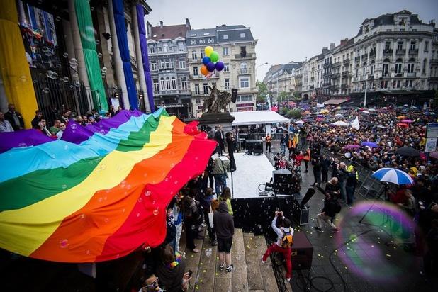 La Belgique à la 2è place des pays les plus respectueux des droits et libertés des LGBT+