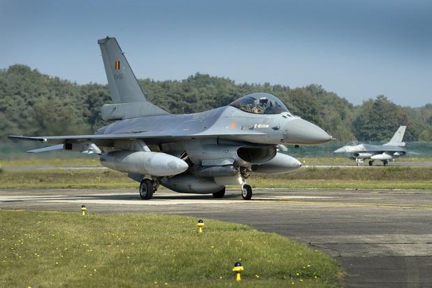 'Belgische F-16's inzetten in Irak en Syrië? Juridische basis voor deze operatie is  behoorlijk wankel'
