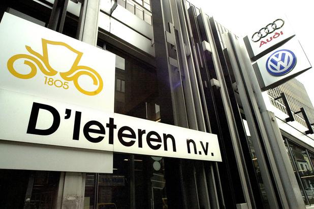 Francis Deprez est le nouveau CEO de D'Ieteren