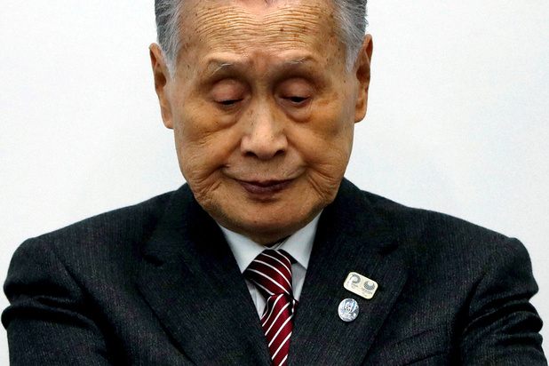 Le président du comité d'organisation de JO de Tokyo démissionne après ses propos sexistes