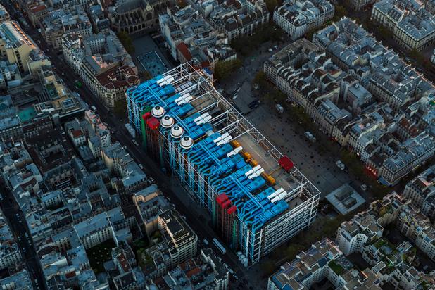 Peau neuve pour le Centre Pompidou qui va fermer pendant presque quatre ans