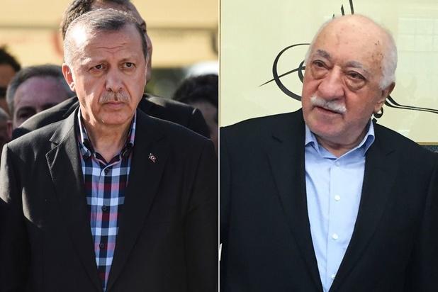 Turkije zoekt 532 'terreurverdachten' in verband met mislukte staatsgreep 2016