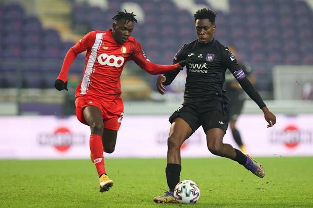 Anderlecht et le Standard se neutralisent dans le Clasico
