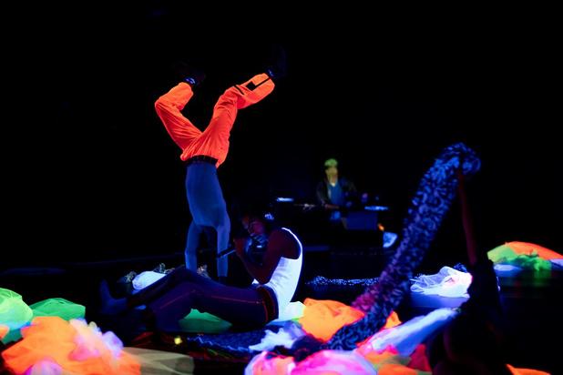 Coloured Swans 3:Harriet's reMix - veel kleur, veel missie, te veel vage woorden