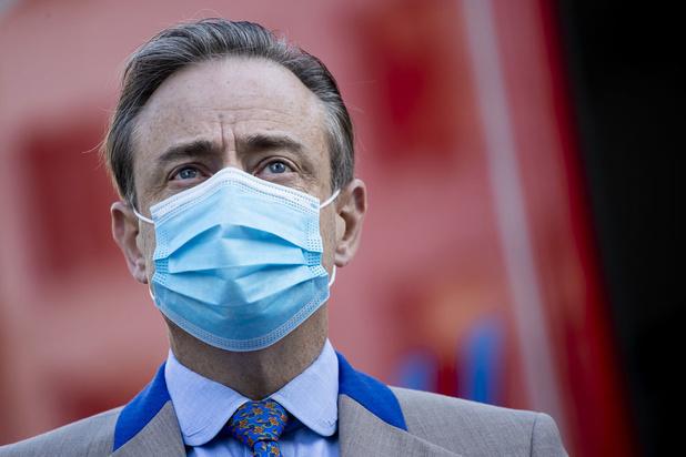 De Wever (N-VA) over PFOS-dossier: 'Saneringsnorm in Antwerps woongebied nergens overschreden'