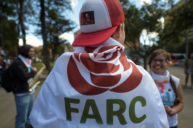 Partij FARC roept ex-guerrillero's op om de wapens niet op te nemen