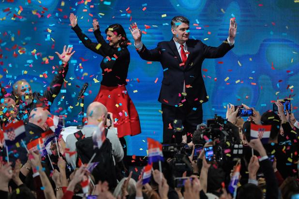 Le nouveau président croate, un ancien diplomate qui prône la tolérance