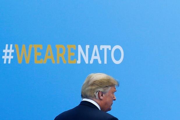 'Het debat over de lastenverdeling binnen de NAVO is een achterhaalde schijnvertoning'